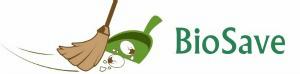 BioSave schoonmaak Logo